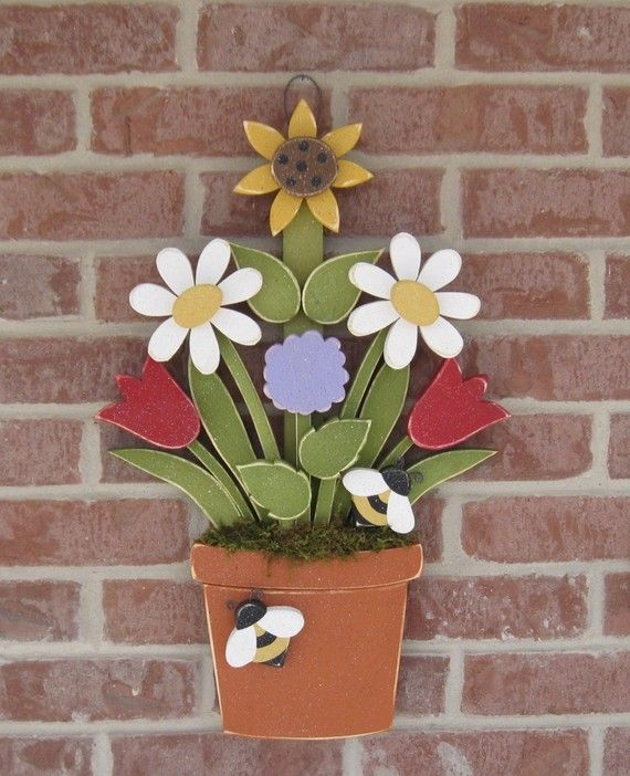 Best 25+ Wooden Flowers Ideas On Pinterest