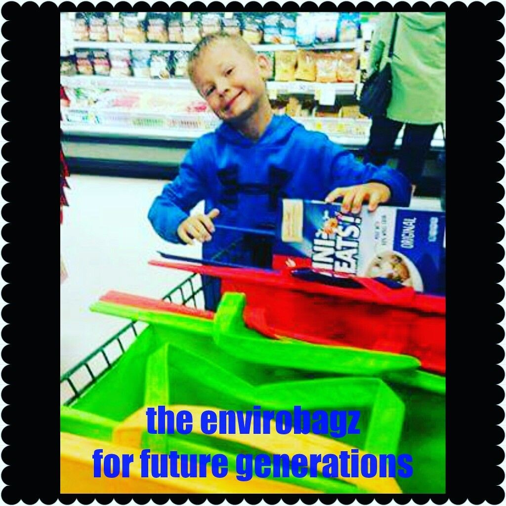 The envirobagz for future generations