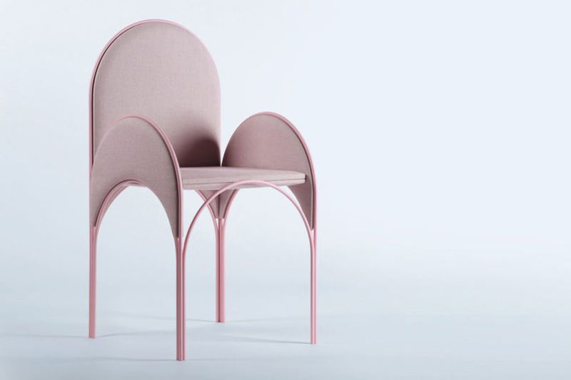 Pastel Arched Furniture Collections