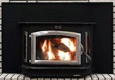 Buck Stove Model 91 Wood Stove Or Insert With Blower Buck Stove Wood Stove Wood Burning Fireplace Inserts