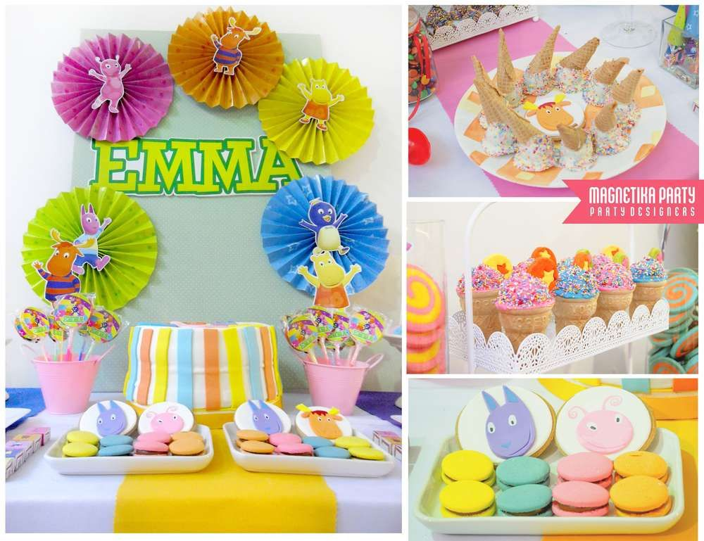 birthday party ideas fiestas