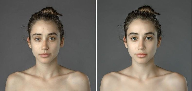 "Esther Honig's ""Before and After"" Series Challenges Ideas About Global Beauty"