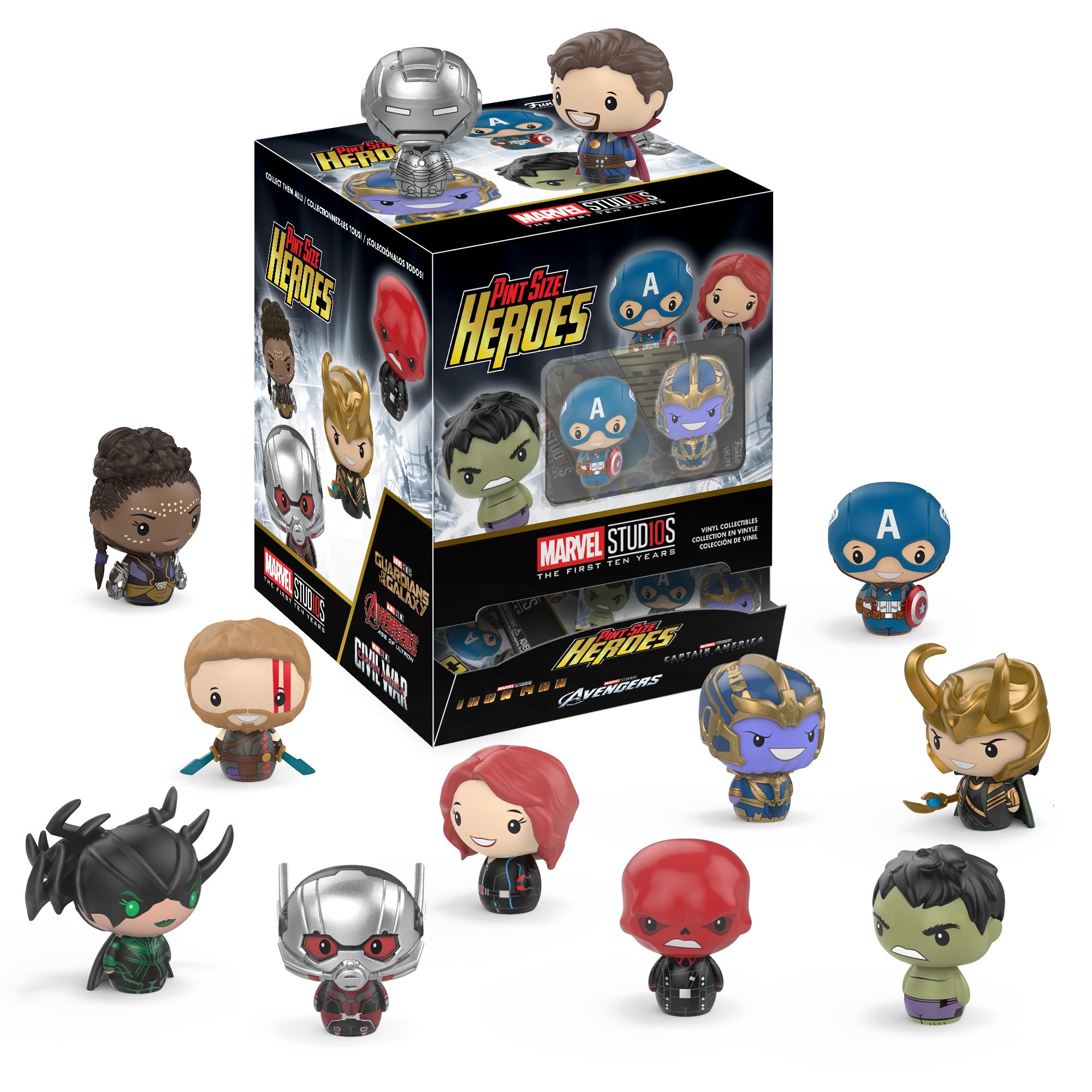 Funko S Marvel Studios 10 Pint Size Heroes Marvel Studios Mini Figures Marvel