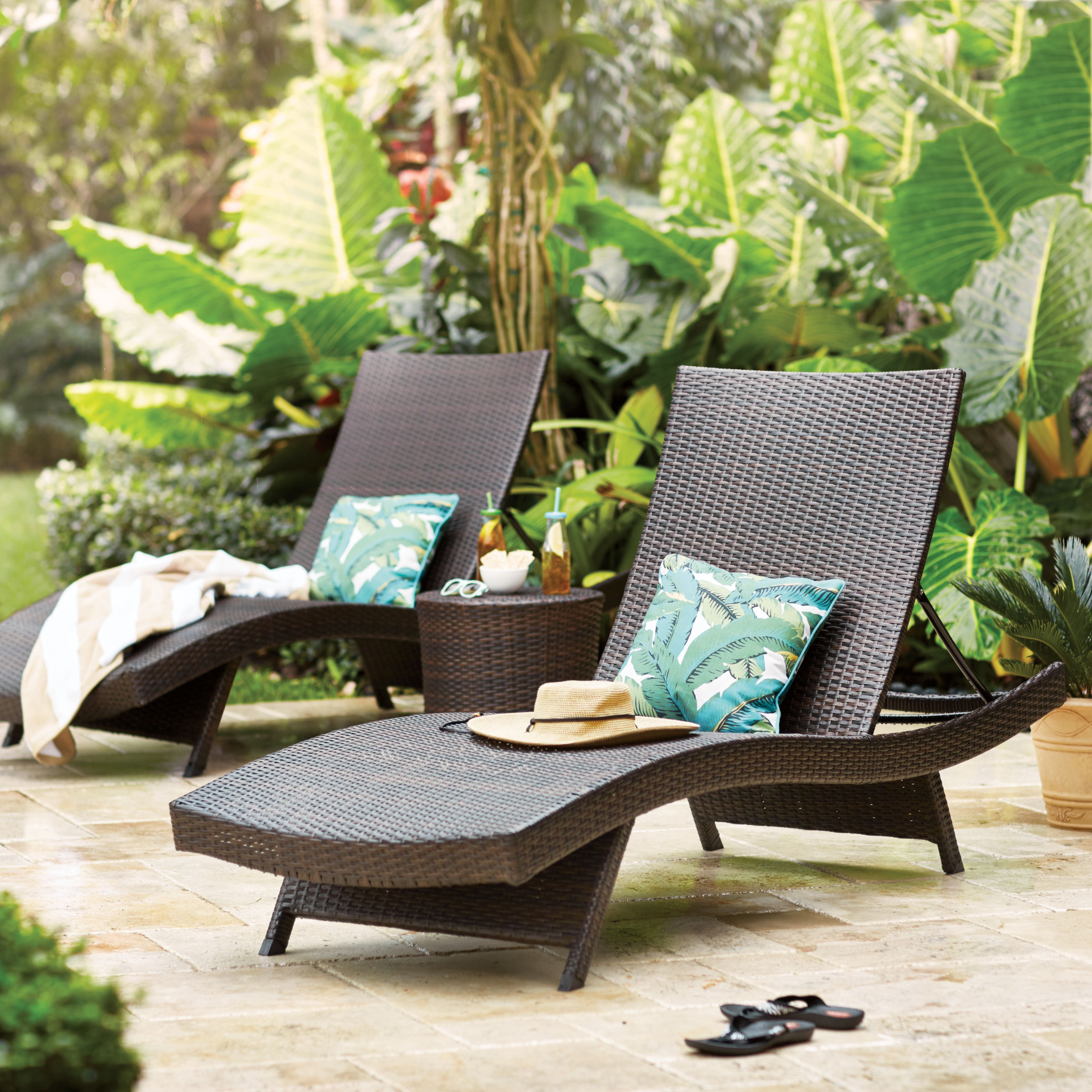 Shop Wayfair Ca For Patio Furniture Sale To Match Every Style And