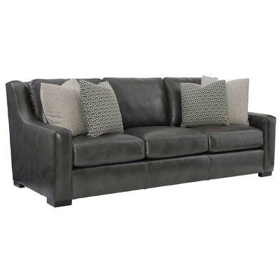 Fine Bernhardt Germain Leather Sofa In 2019 Products Leather Frankydiablos Diy Chair Ideas Frankydiabloscom