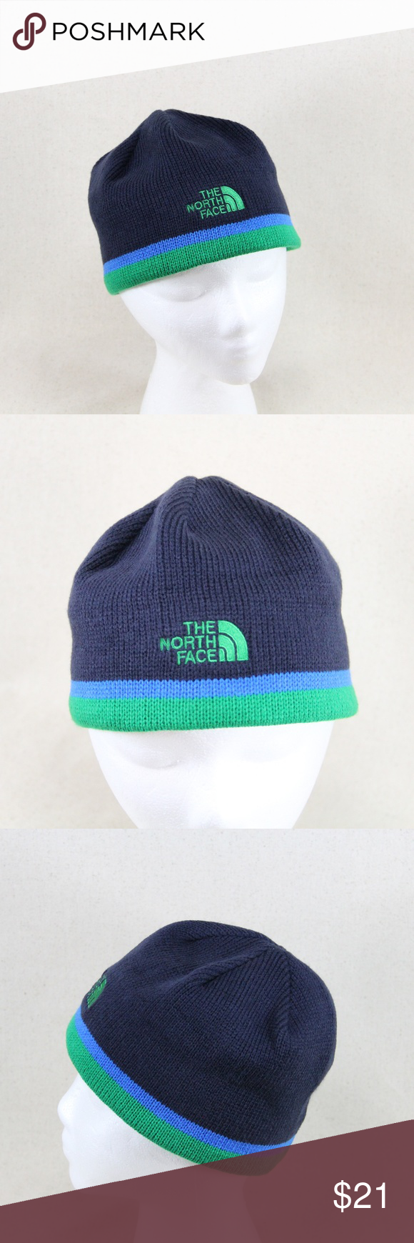 513ad832a The North Face Beanie Skull Cap Hat - Youth Medium The North Face ...