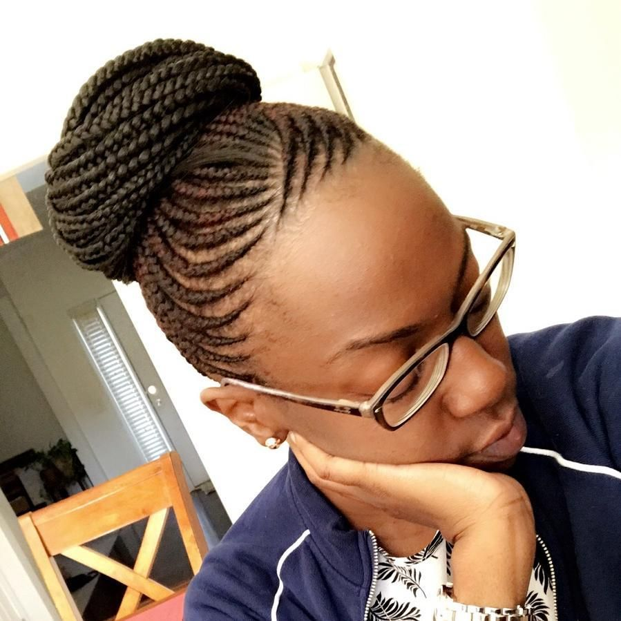 338 Likes 4 Comments Binta Conteh Conteh Hair Braiding On Instagram Thanks Beautiful Customer Fo Hair Styles Braided Hairstyles Updo Goddess Hairstyles