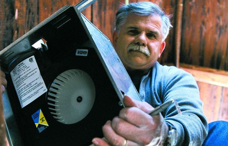 How to Install a Bathroom Vent Fan | Bathroom exhaust fan ...