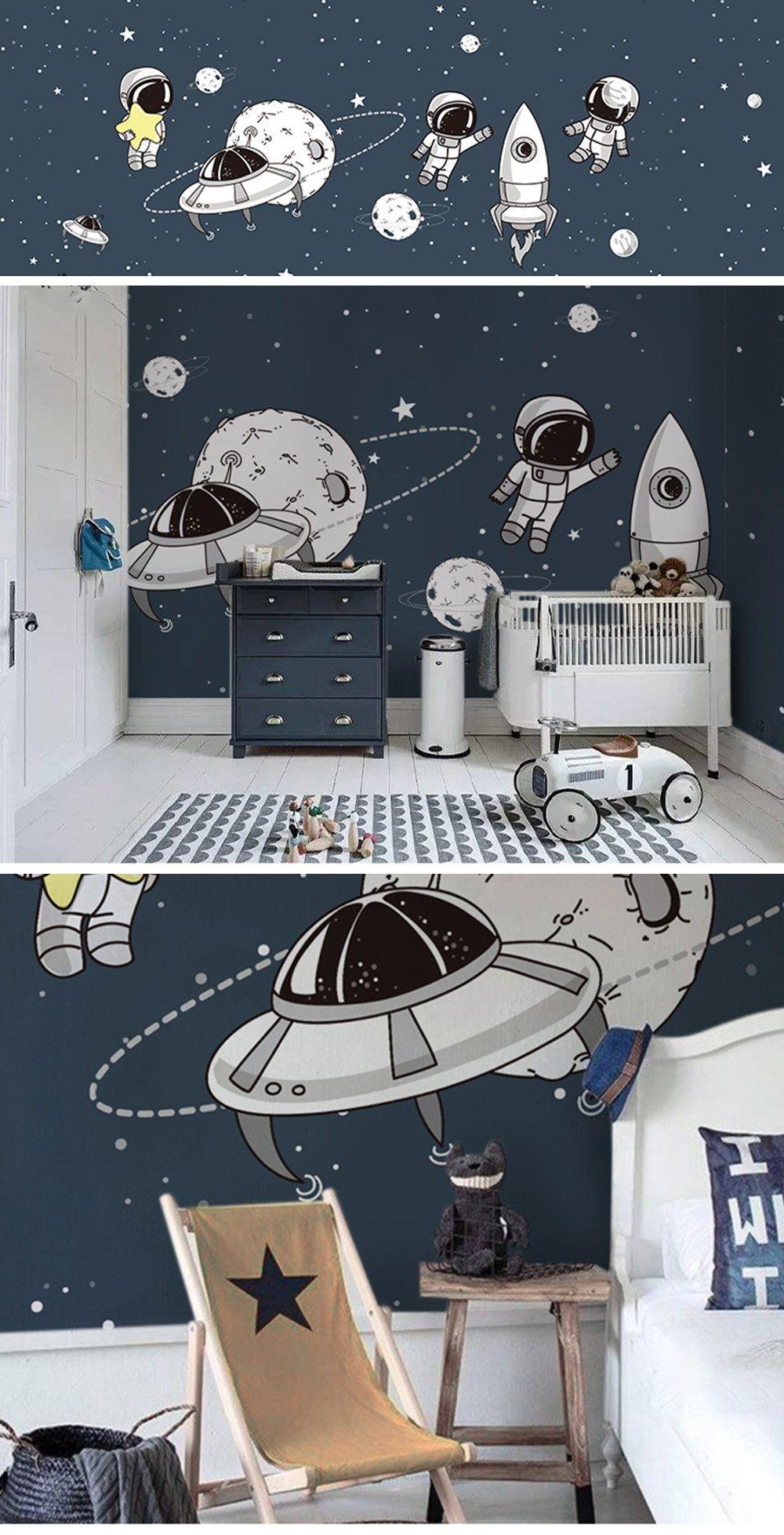 Cartoon Astronaut Wallpaper from Apollo Box