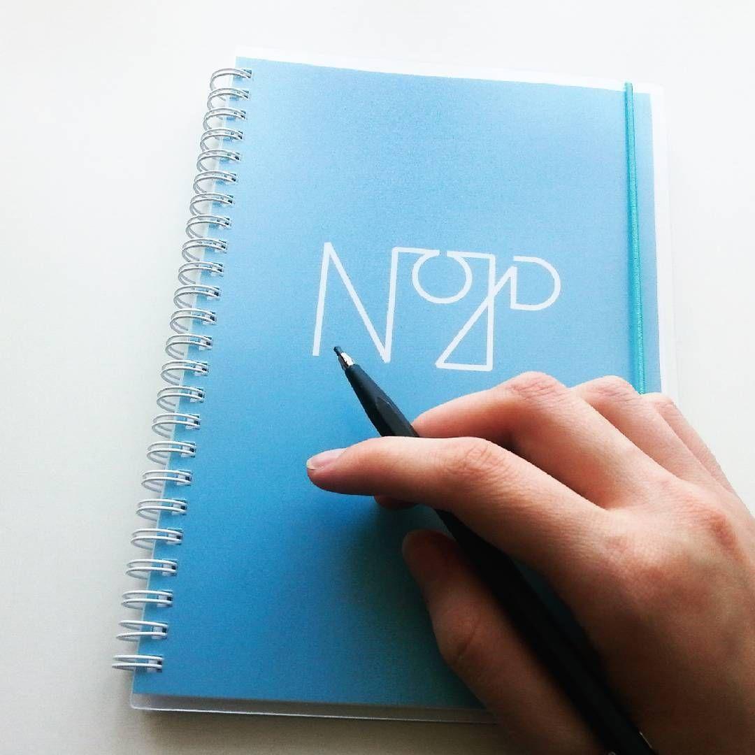 A late birthday present for ourselves! Our own NOJD sketchbook just arrived from @kalenderkungen_se  #sketchbook #nojddesign