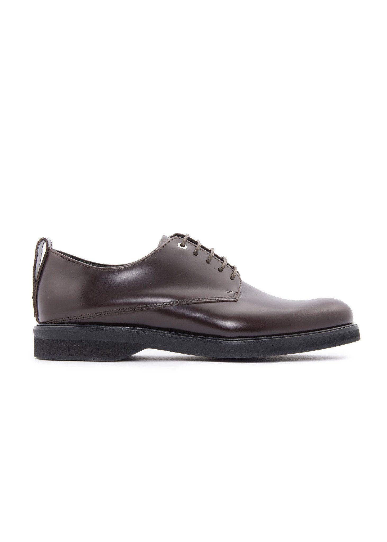 Want Les Essentiels De La Vie Derby Shoes - Brown cFnvFCpgr