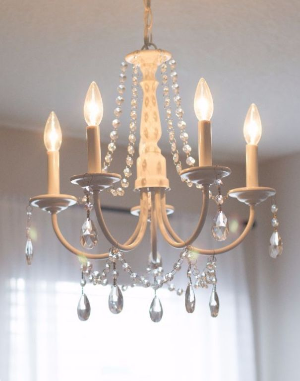 Make Your Own Using Cristalier Crystals And Magnets Chandelier - Chandelier crystals with magnets
