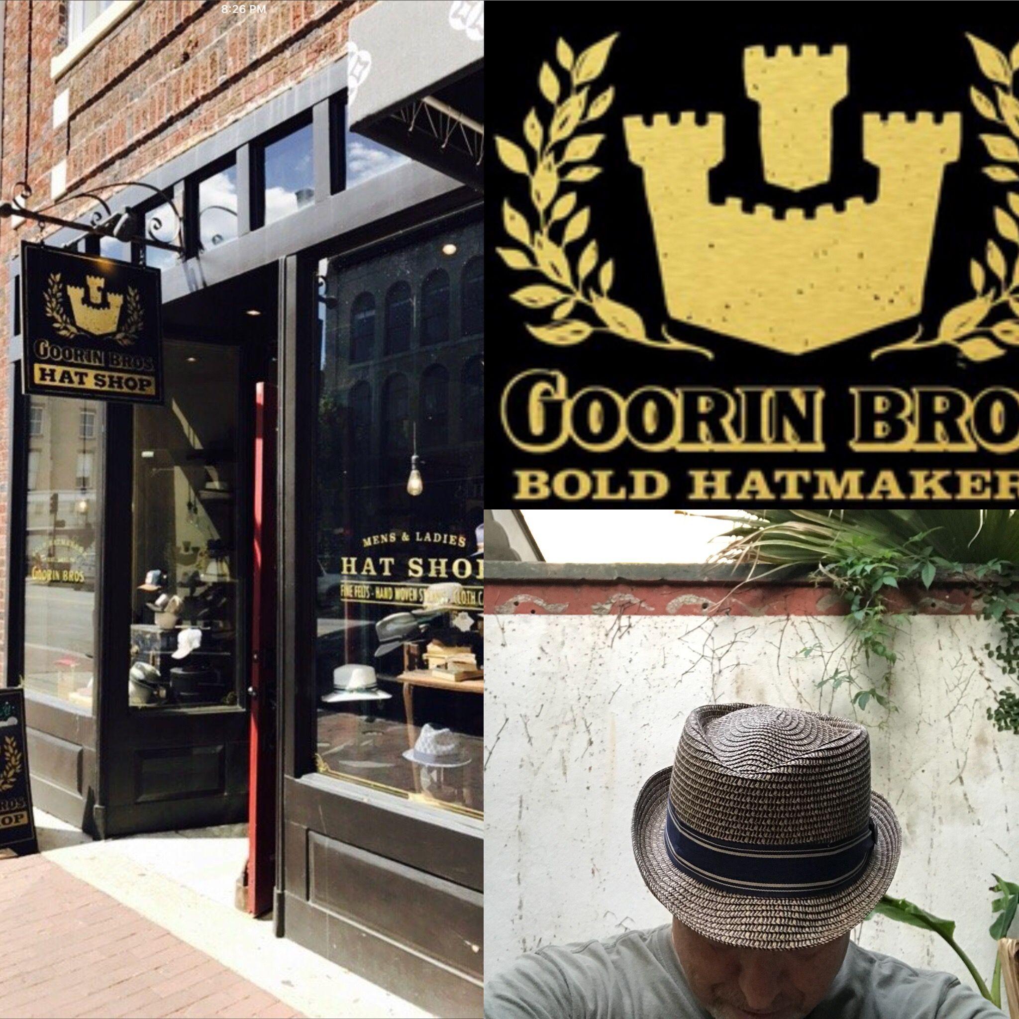 Goorin Bros Hat Shop Savannah Savannah Chat Hat Shop Goorin