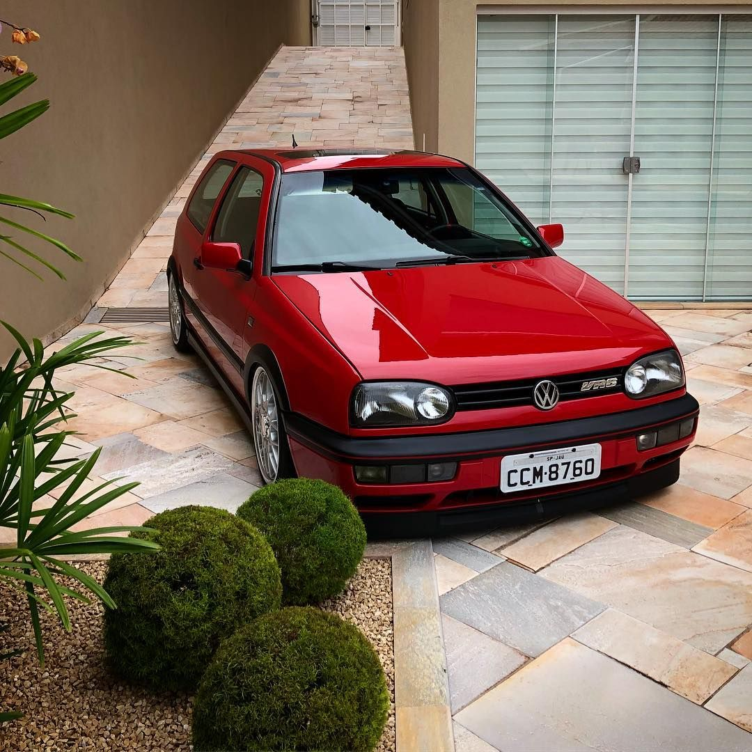 Red Dvision On Instagram Euro Mk3 Vr6 95 Just Before Bath