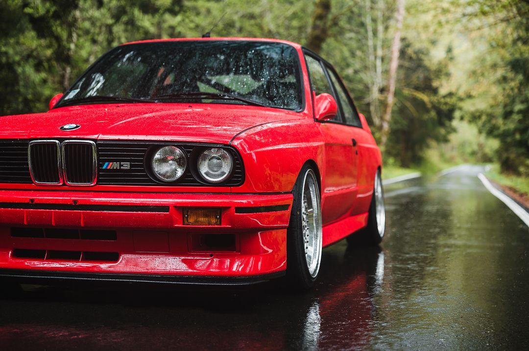 BMW E30 M3 red   Bmw, Bmw e30, Bmw e30 m3