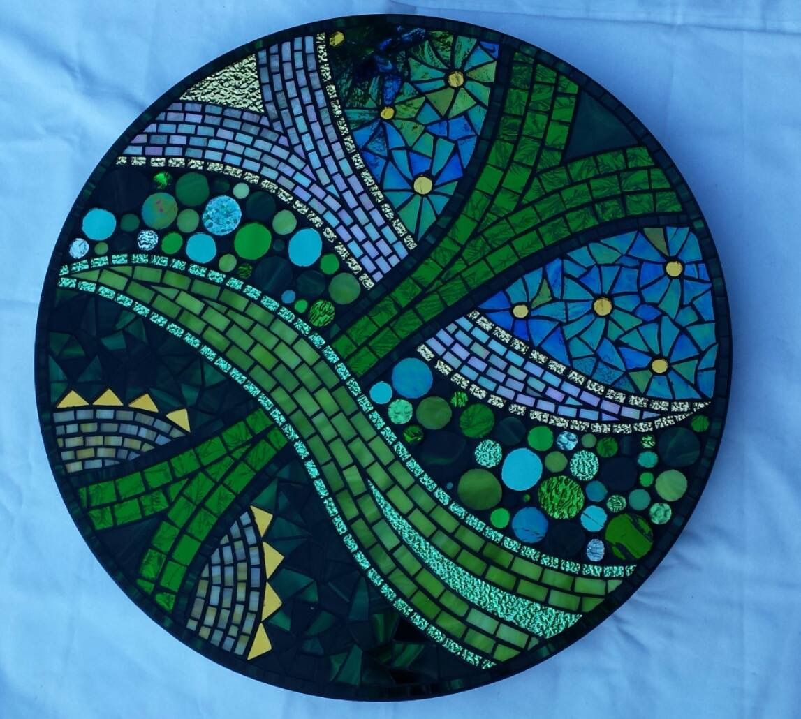 Table Mosaic Patterns: Pin By Mosaic Tile Mania On Mosaics