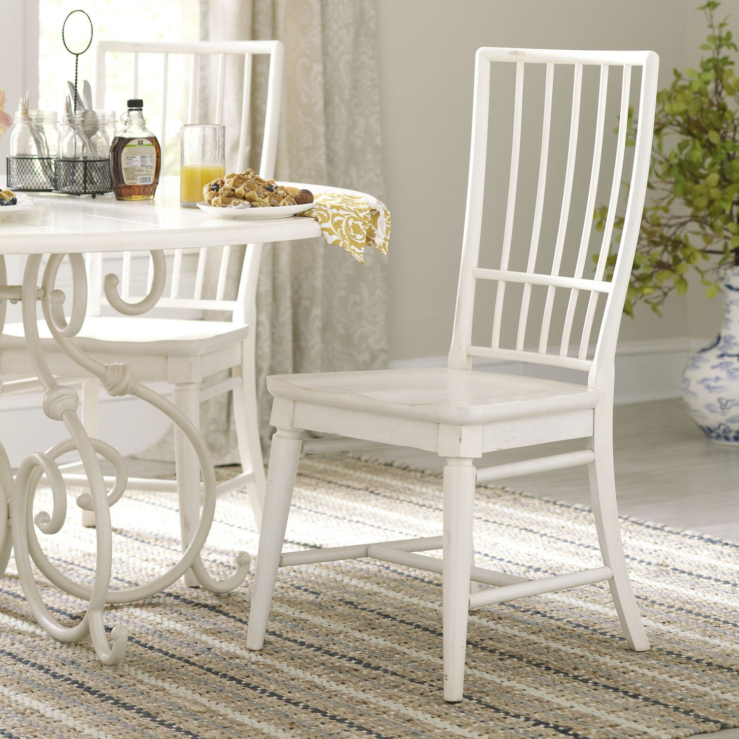 Birch lane lisbon rake back side chairs reviews wayfair