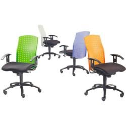 Photo of Office chair Sitag Reality Edition G209020 Plastic backrest At choice of color options Sitag