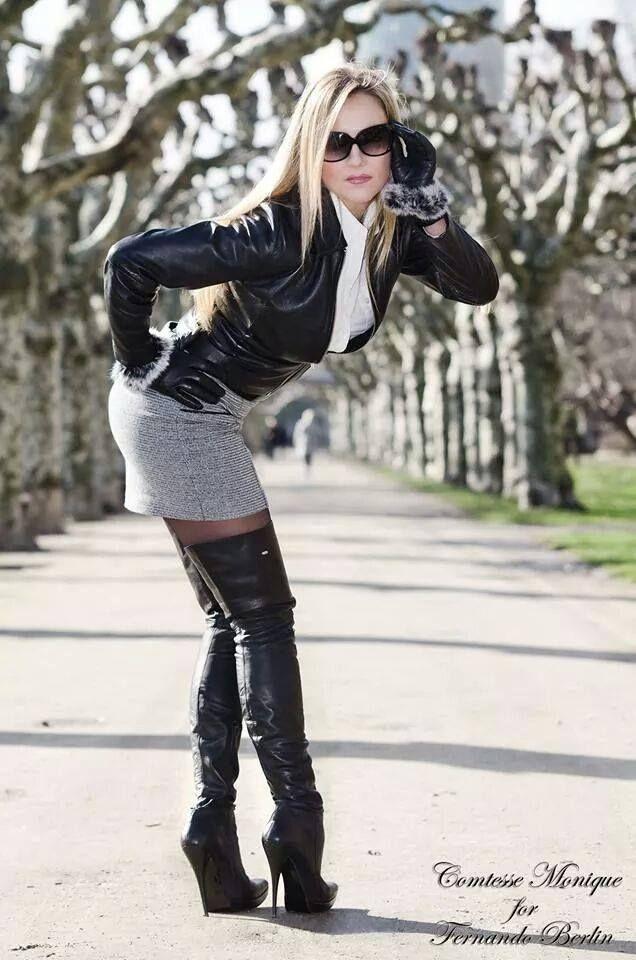 Hot blonde mature milf