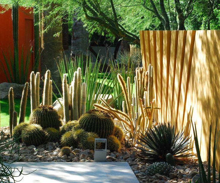 coloured wall | Diseño de jardin, Jardines, Paisajismo