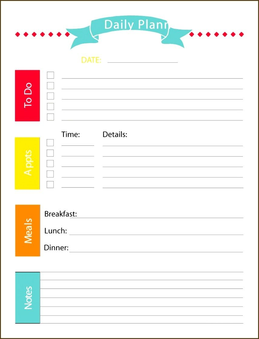 image about Free Daily Calendar identified as Day by day Calendar Printable Template Totally free Day by day Calendar