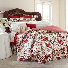 chaps sarah floral bedding collection   ideen rund ums haus