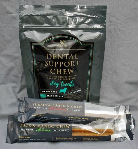 Healthy Premium Dog Chews from Prized Pet Dog chews