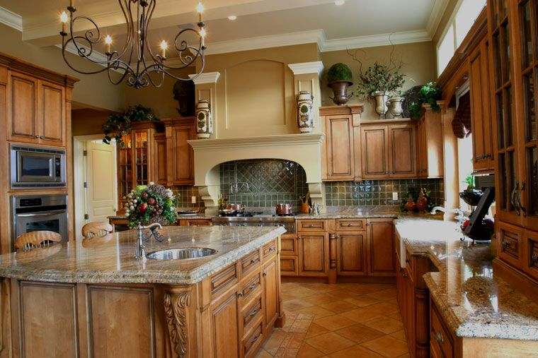 My Dream Kitchen Fashionandstylepolice: Love This Kitchen.. Would Fit Perfect Inside My Log Home