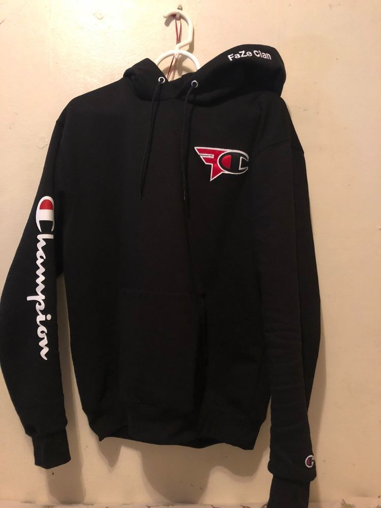 f81b74eb CHAMPION x FAZE CLAN HOODIE COMPLEXCON Exclusive #fashion #clothing #shoes  #accessories #mensclothing #activewear (ebay link)