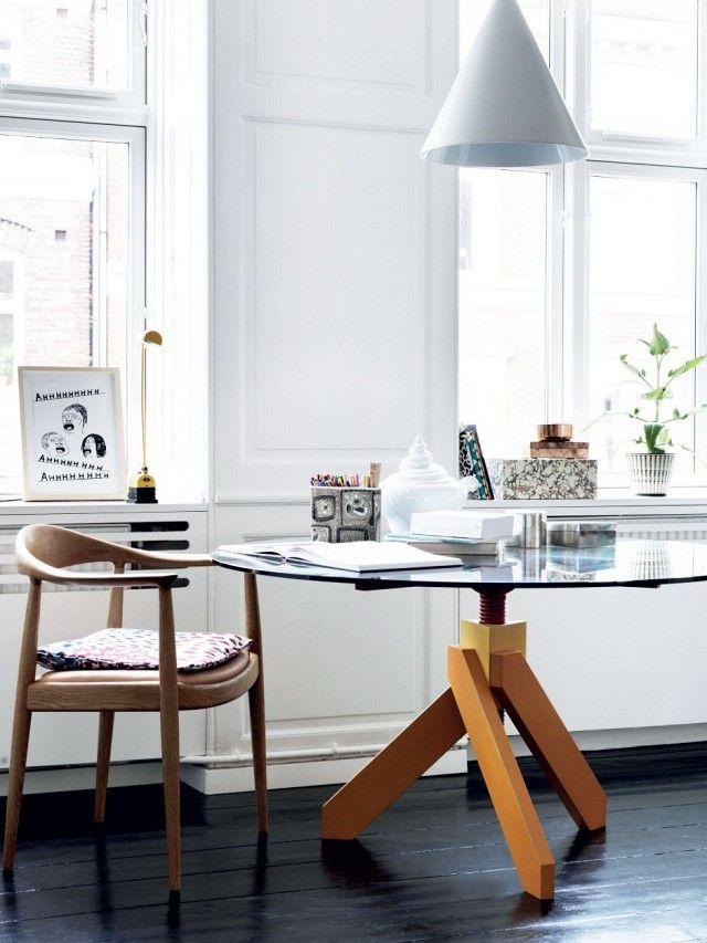 Tour a Fashion Designer's Insanely Creative Home in Copenhagen | MyDomaine