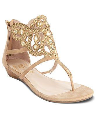 Nine West Shoes Unico Flat Sandals