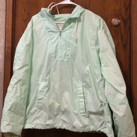 Gap windbreaker raincoat size XL