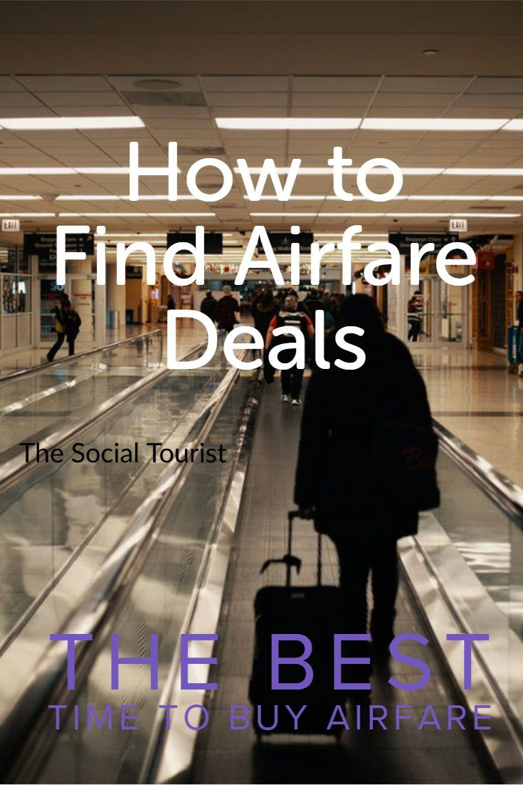 How do you find airfare deals?  Shop around.  Some airfare sites (not all) charge a ticketing or booking fee that increases the actual price of the airfare.  My favorite site for comparison shopping for the best airline deals is Airfare Watchdog.