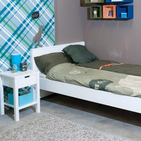 Bopita Mix Match Doppelbett 120 X 200 Weiss Doppelbett Bett Kinderbett Weiss