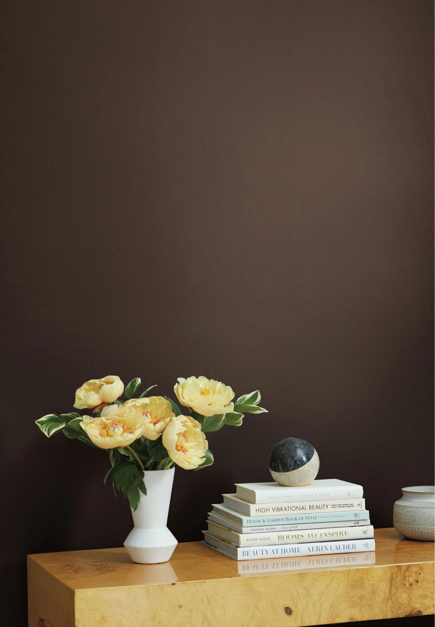 Coffee date coffee brown paint color clare in 2020