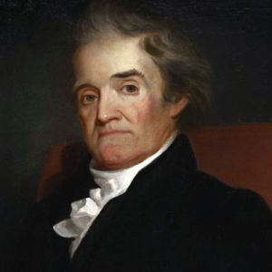 Noah Webster (October 16, 1758 – May 28, 1843) was a lexicographer, textbook pioneer, English-language spelling reformer, political writer, editor, and prolific author. He enrolled at Yale just shy of his 16th birthday. In 1806, Webster published his first dictionary. In 1807 Webster began compiling an expanded and fully comprehensive dictionary; it took twenty-eight years to complete. To evaluate the etymology of words, Webster learned twenty-six languages! (Wikipedia)