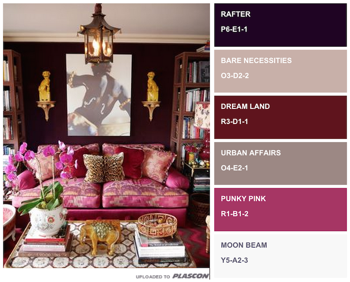 Colour Trends 2016 in Fashion & Interiors, Spring/Summer Fashion Colour Inspiration 2016 applied to Interiors - Image Source, newyorksocialdiary.com
