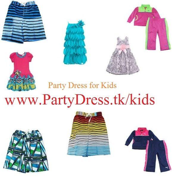 Buy Kids party dress online.