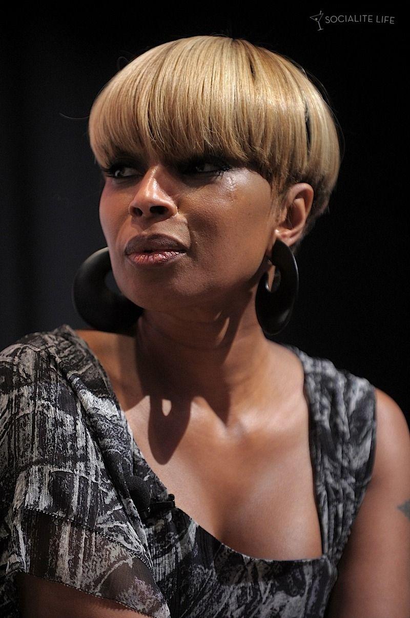 Mary J Blige Hairstyles Mary J Blige Hairstyle Photo Gallery