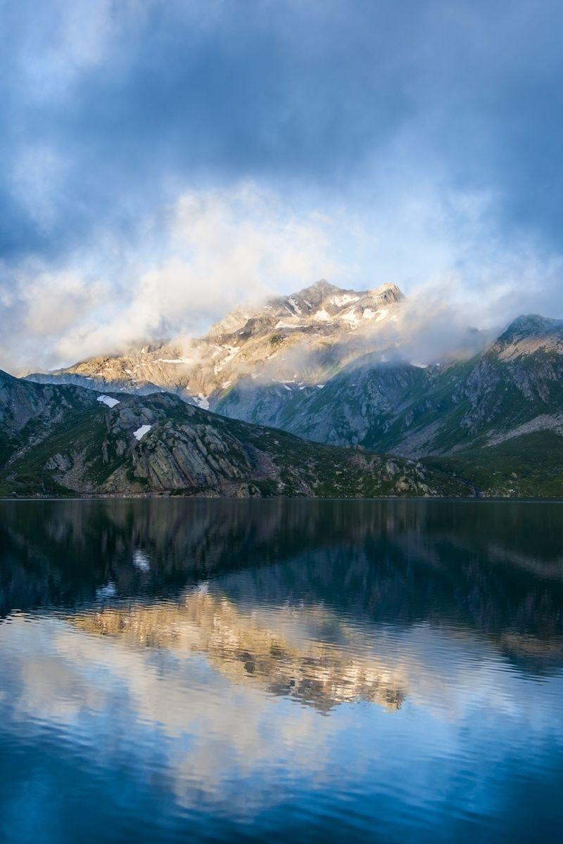 Kostenloses Foto zum Thema: berge, friedlich, friedvoll