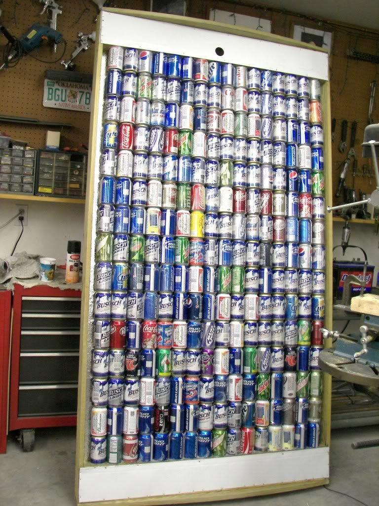 Aluminum Pop Beer Can Solar Heater Solar Forum At Permies