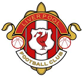 liverpool crest history: Liverpool F.C - 1981 European Cup Final Programme Crest