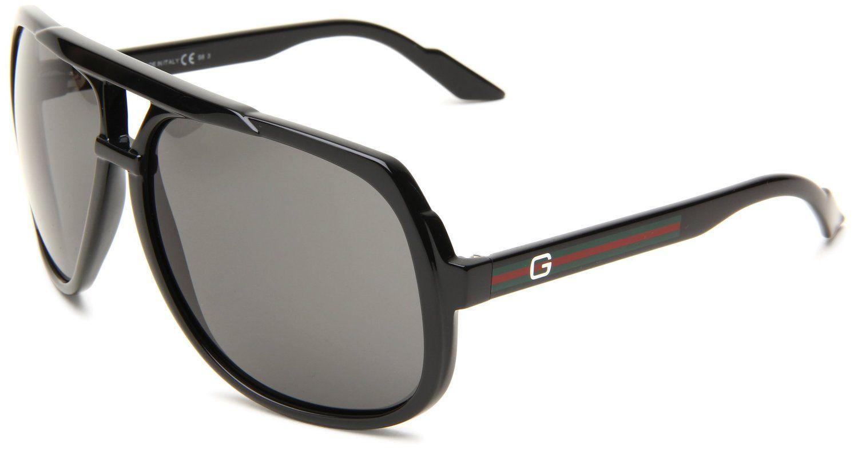 3b8298f79c1 Gucci 1622 S Aviator Sunglasses