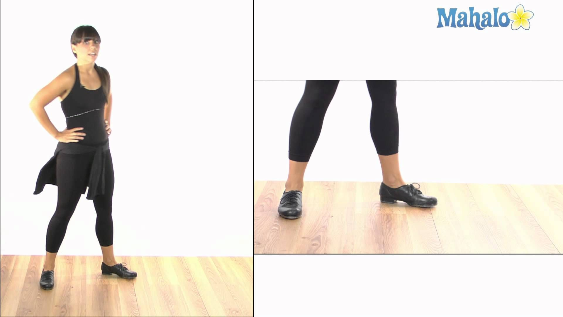 How to do a traveling double times step in tap dance tap