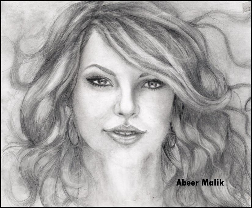 Pencil sketch sketching by abeers art work in sketching at