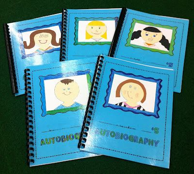 kindergarten autobiography Telling a story about me: young children write autobiographies begin to work on an autobiography that you will make.