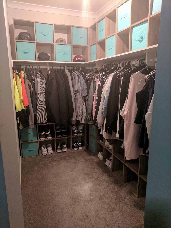 Walk In Closet Storage Wardrobe Storage Wardrobe
