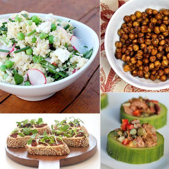 Wedding Foods Recipes: 21 Light Bites For A Bridal Shower