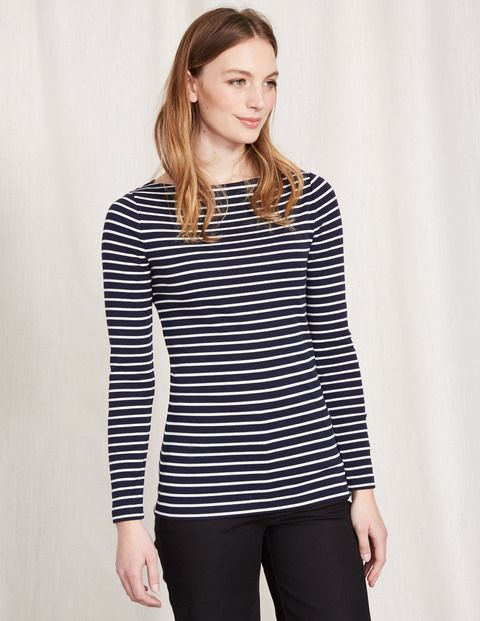 Made from jersey-ribbed cotton for stretch and comfort, we ...