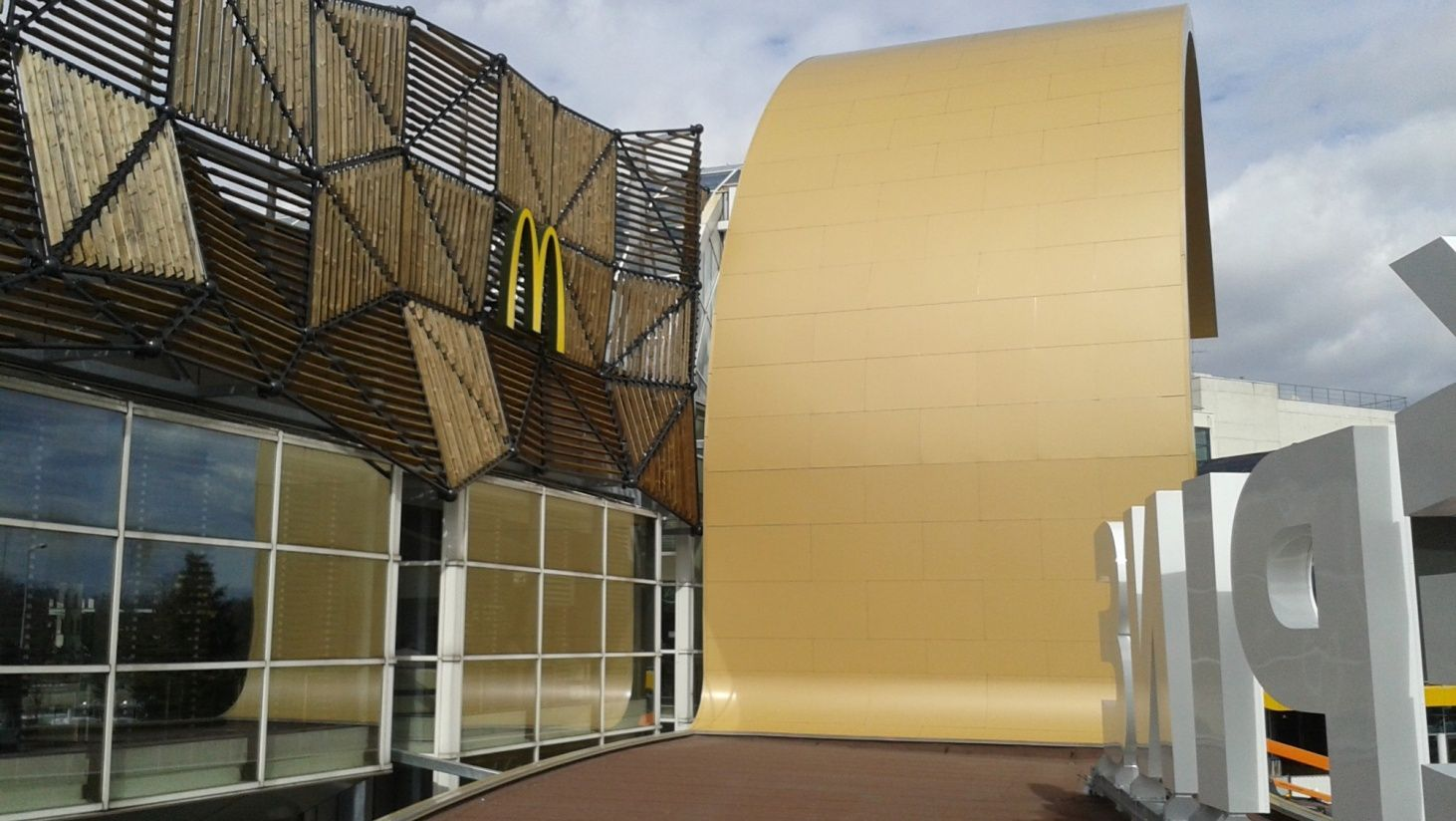 Accents With Cladding | Exterior Wood Cladding Ideas | Pinterest ...